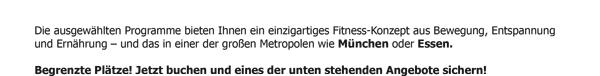 Gesundheitsservice Management Leverkusen