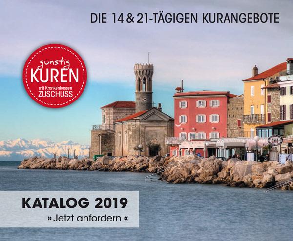 14 Tage kuren in Slowenien - Katalog anfordern