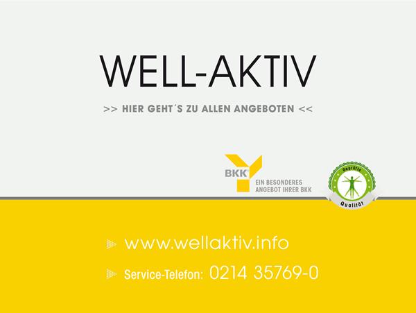 Gesundheitsservice Management - Well-Aktiv